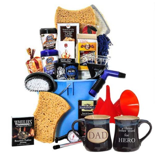 The Car Wash Mega Load For Dad (FD) by Gift Basket
