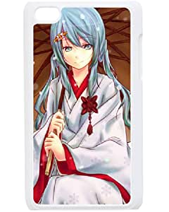 Anime Charactor Hatsune Miku Case for IPod Touch 4 (20)
