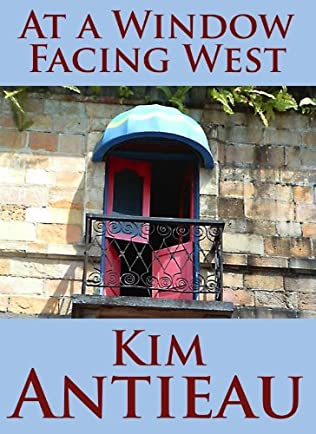 book cover of At a Window Facing West