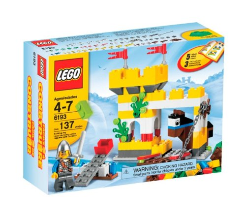 Set (6193) (Lego Castle Instructions)