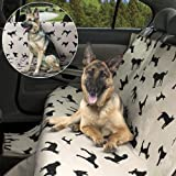 Dog Seat Cover Pet Waterproof, Back Rear Soft Protector Car SUV Truck Travel Review