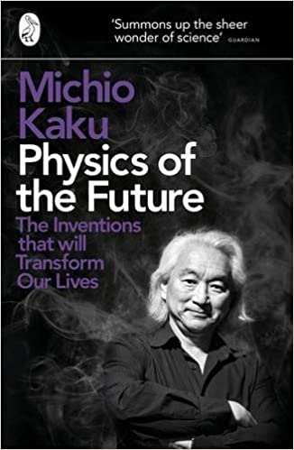 Buchcover: Physics of the Future