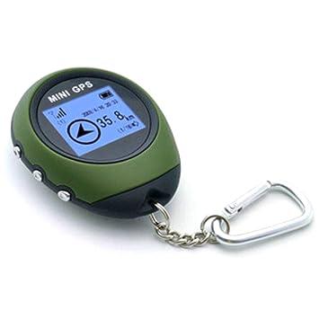 VORCOOL Mini GPS Tracker Receptor Portátil y localizador de ...