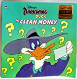 Disney's Darkwing Duck in Clean Money, Barbara Bazaldua, 0307126684