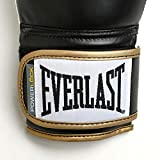 Everlast PowerLock Training Gloves blk/Wht