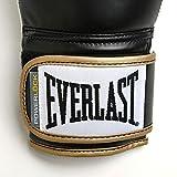 Everlast Men's Powerlock Hook/Loop Gloves, 14