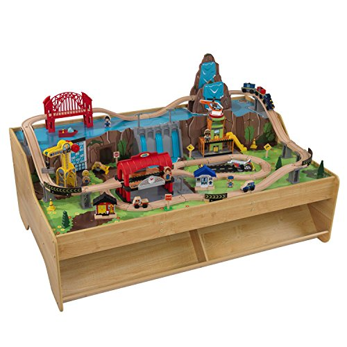 Grand Central Station Train Set & Table (Station Train Set)