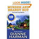 Murder and Brandy Boy (Liz Lucas Cozy Mystery)