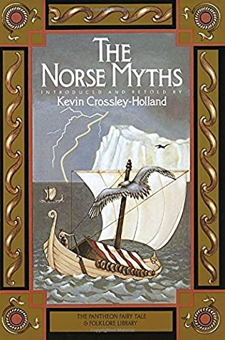 book cover of Norse Myths