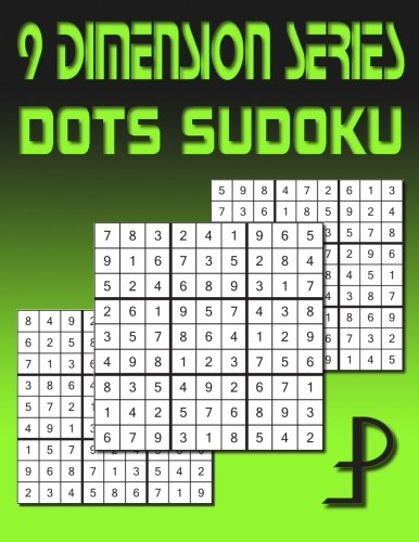 9 Dimension Series: Dots Sudoku (Volume 6) pdf