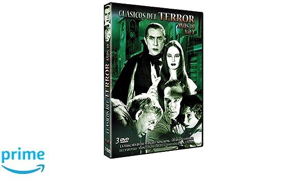 2: La Máscara de Fu Manchú + King Kong + Satanás + La Marca del Vampiro + Muñecos Infernales + Esmeralda, la Zíngara DVD: Amazon.es: ...