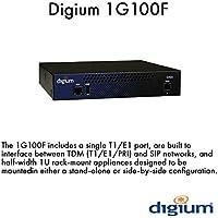 Digium, Inc. G100 Single T1/E1/PRI Appliance