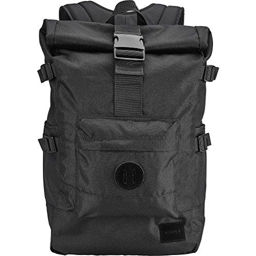 Nixon Men's The Swamis Backpack All Black Backpack