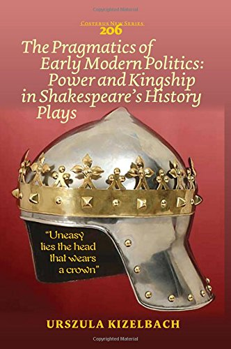the notion of kingship in shakespeares history plays Explore shakespeare's presentation of kingship shakespeare's presentation of kingship in richard ii richard ii is a play that centres on kingship shakespeare.