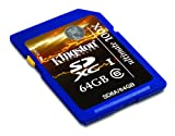 Kingston Digital, Inc. 64 GB Flash Memory Card SD6A/64GB