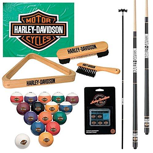 Harley-Davidson Billiard Starter Kit