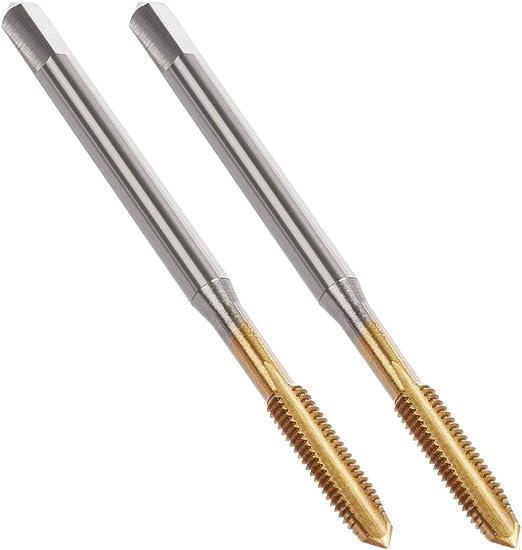 HSS Metric Machine Straight tap M5×0.5 Right Hand High-speed steel Pitch 0.5mm