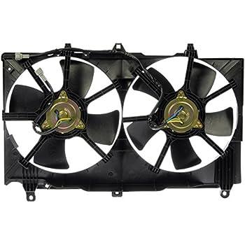 Image of Fans Dorman 620-429 Radiator Dual Fan Assembly