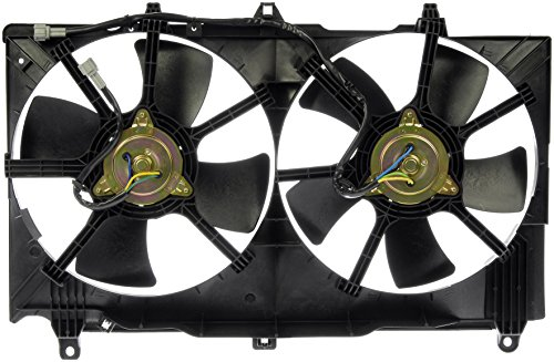 Dorman 620-429 Radiator Dual Fan (New Radiator Fan Assembly)