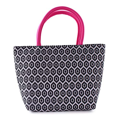 Raymond Waites Insulated Zippered Double Handle Lunch Tote