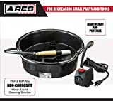 ARES 70922 - Portable Parts Washer - Easily Fits