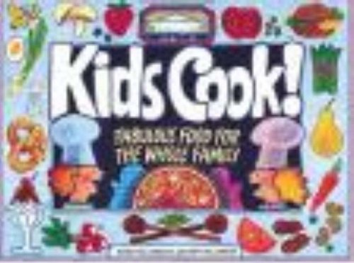 kids can cook cookbook - 7