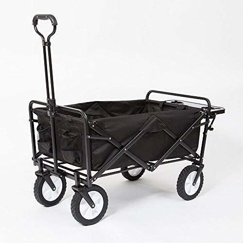 Mac Sports Collapsible Outdoor Utility Wagon with...
