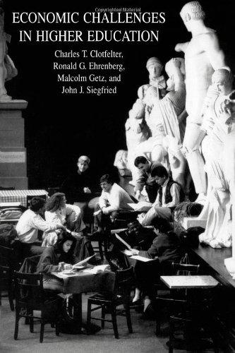 Economic Challenges in Higher Education (National Bureau of Economic Research Monograph)