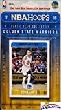 #3: Golden State Warriors 2017/18 Panini Hoops NBA Basketball EXCLUSIVE Factory Sealed Limited Edition 11 Card Team Set with STEPHEN CURRY, KEVIN DURANT & Many More! Shipped in Bubble Mailer! WOWZZER!