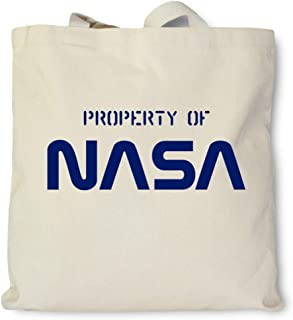 product image for Hank Player U.S.A. Property of NASA Tote Bag