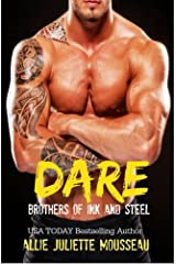 Dare (Brothers of Ink and Steel) (Volume 1) Paperback