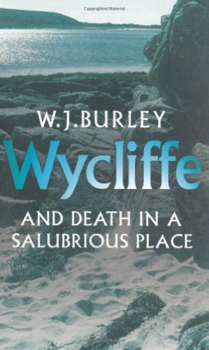 Wycliffe and Death in a Salubrious Place (1973) (Book) written by W. J. Burley