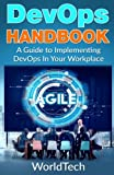 img - for DevOps Handbook: A Guide To Implementing DevOps In Your Workplace book / textbook / text book