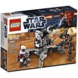 Lego Star Wars 9488: Elite Clone Trooper And Commando Droid B (japan import)