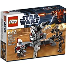 Lego Star Wars 9488: Elite Clone Trooper And Commando Droid B (japan import)