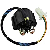 UMPARTS SN4-001 Starter Solenoid Relay for Honda 300 Fourtrax 1988 1989 1990 1991 1992 1993 1994 1995 1996 1997 1998 1999 2000