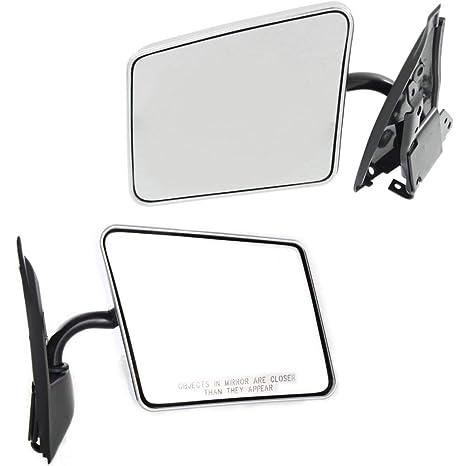 82-93 Chevrolet S10 Pickup   83-94 S10 Blazer Passenger Side Mirror Replacement