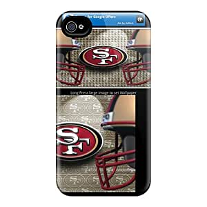 Scratch Protection Hard Phone Cover For Iphone 6plus With Provide Private Custom Fashion San Francisco 49ers Image RichardBingley