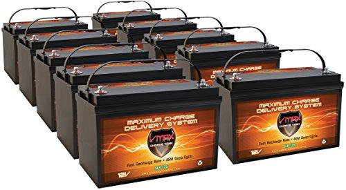12v 125ah deep cycle battery - 8
