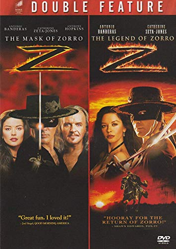 The Mask of Zorro / The Legend of Zorro (Double