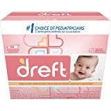 Dreft Baby Original Scent Powder Laundry Detergent,Recommended by Pampers, 40 Loads, 53 oz (1)