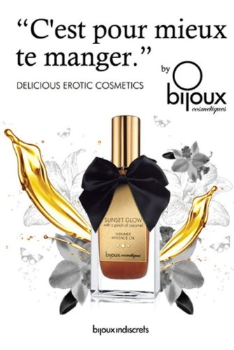 Amazon.com : Bijoux Cosmetiques Massage Oil Kissable â€