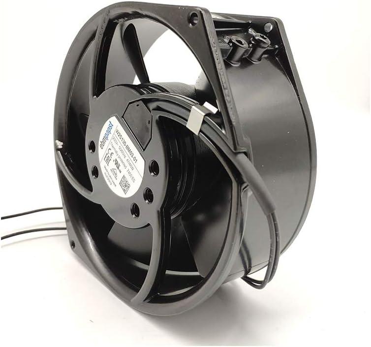 Original New ebm-papst Fan W2S130-BM03-01 All Memtal 230V 47//46W High Temperature Resistance Axial Fans