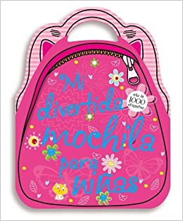 Mi divertida mochila para niñas (Spanish Edition): Thomas Nelson: 9780529107053: Amazon.com: Books