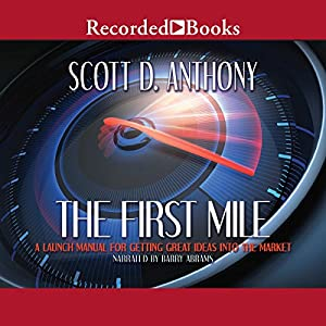 The First Mile Hörbuch