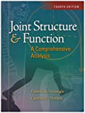 Joint Structure and Function, Pamela K. Levangie and Cynthia C. Norkin, 0803611919