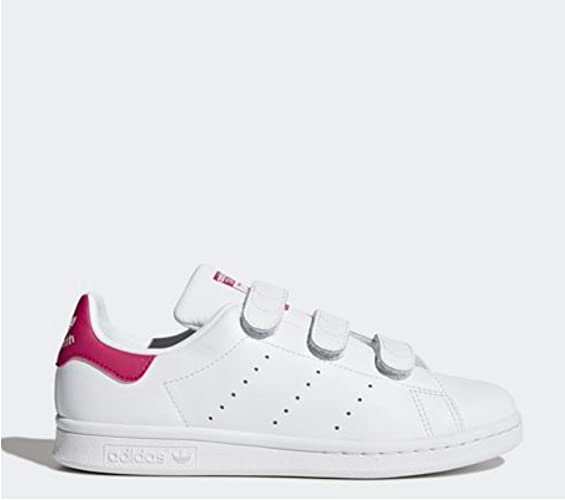 Adidas] Adidas Stan Smith CF J