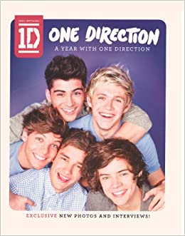 Book One Direction: A Year with One Direction