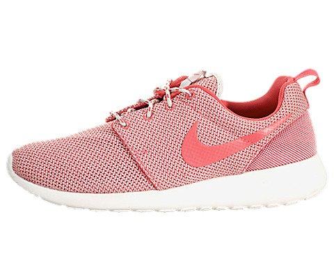 NIKE Women's Roshe Run Running Shoe (7 B(M) US, Lt Base Grey/Grnm/SMMT - Run Nike Women Roshe Shoes