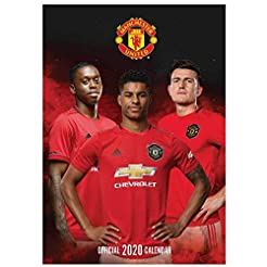 Manchester United Official 2020 Soccer C...